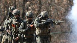 Спецчастите ни неутрализираха терористи в съвместно учение с британски военни