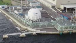 """""""Кавазаки"""" построи първия в света терминал за втечнен водород"""