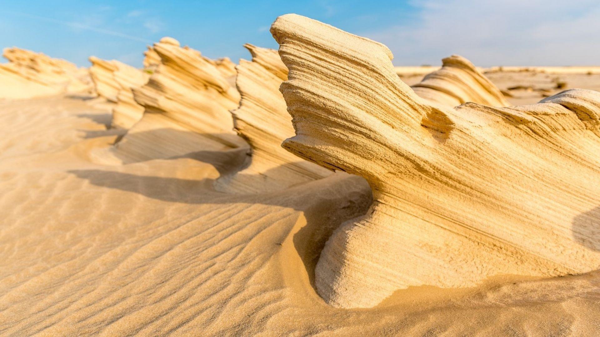 Учени определиха най-горещото и най-студеното място на Земята