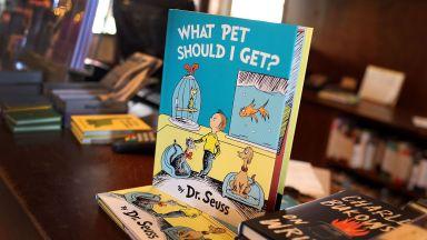 В САЩ няма да преиздават 6 книги на Доктор Сюс заради расистки илюстрации