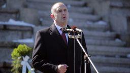 Румен Радев: Властта отново се опита да постави под карантина националната ни памет