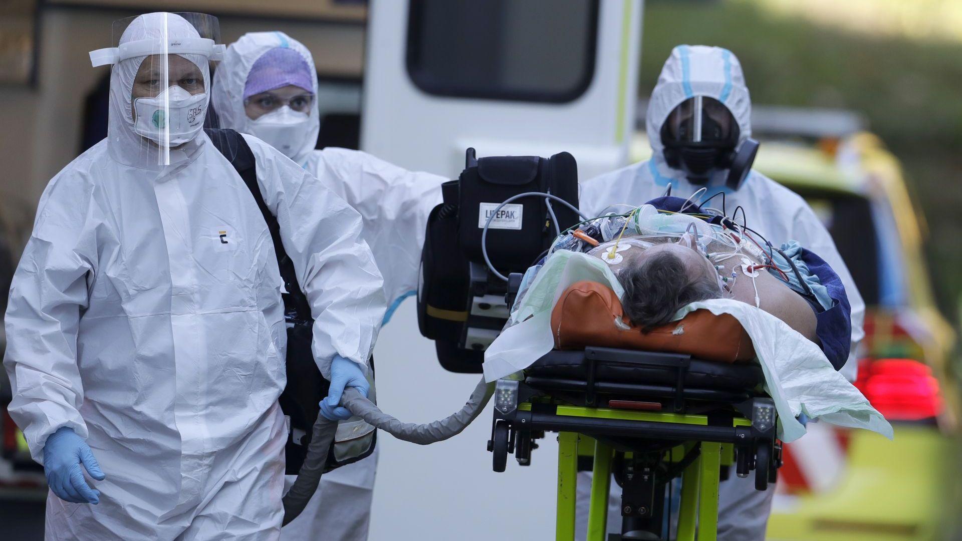 В Чехия: най-затлъстелите европейци с най-много жертви на COVID-19