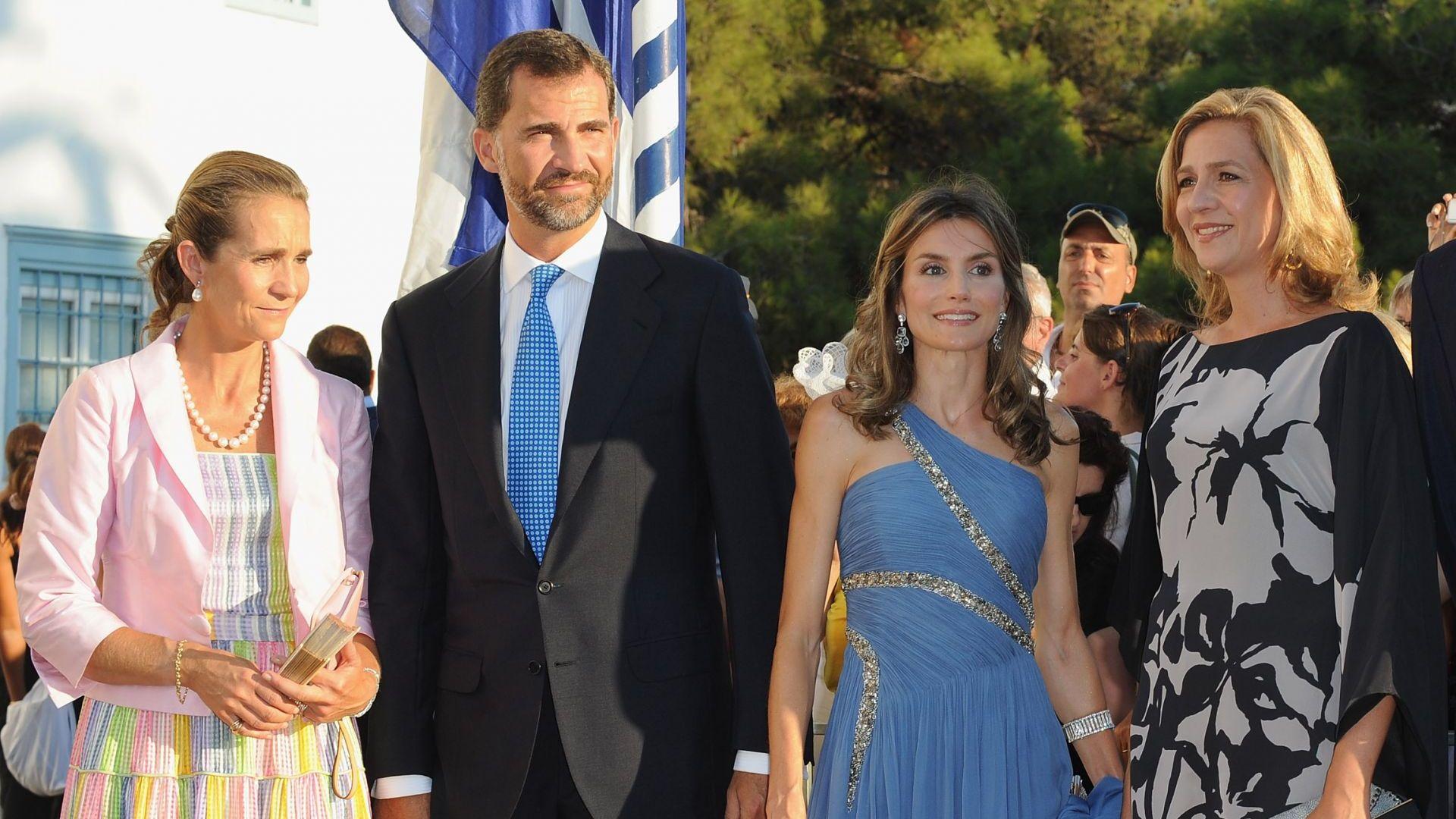 Испанци се възмутиха заради ваксинирането на сестрите на крал Фелипе VI в Абу Даби