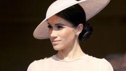 Една по-различна принцеса, израснала по снимачните площадки в Холивуд - Меган Маркъл на 40