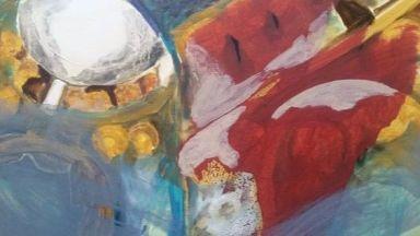 """Нина Русева представя """"Духовните светлини на Южна България в багри"""" в Национален литературен институт"""
