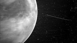 Слънчевата сонда Parker направи любопитна снимка на Венера