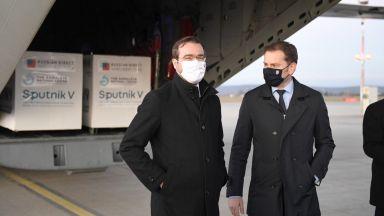 Киев е бесен на словашкия премиер, обещал на шега част от Украйна на Русия срещу ваксини