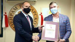 Румен Радев иска по-силна държавна подкрепа за бизнеса