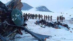 Генерал е сред загиналите 10 военни при катастрофата на хеликоптер в Турция