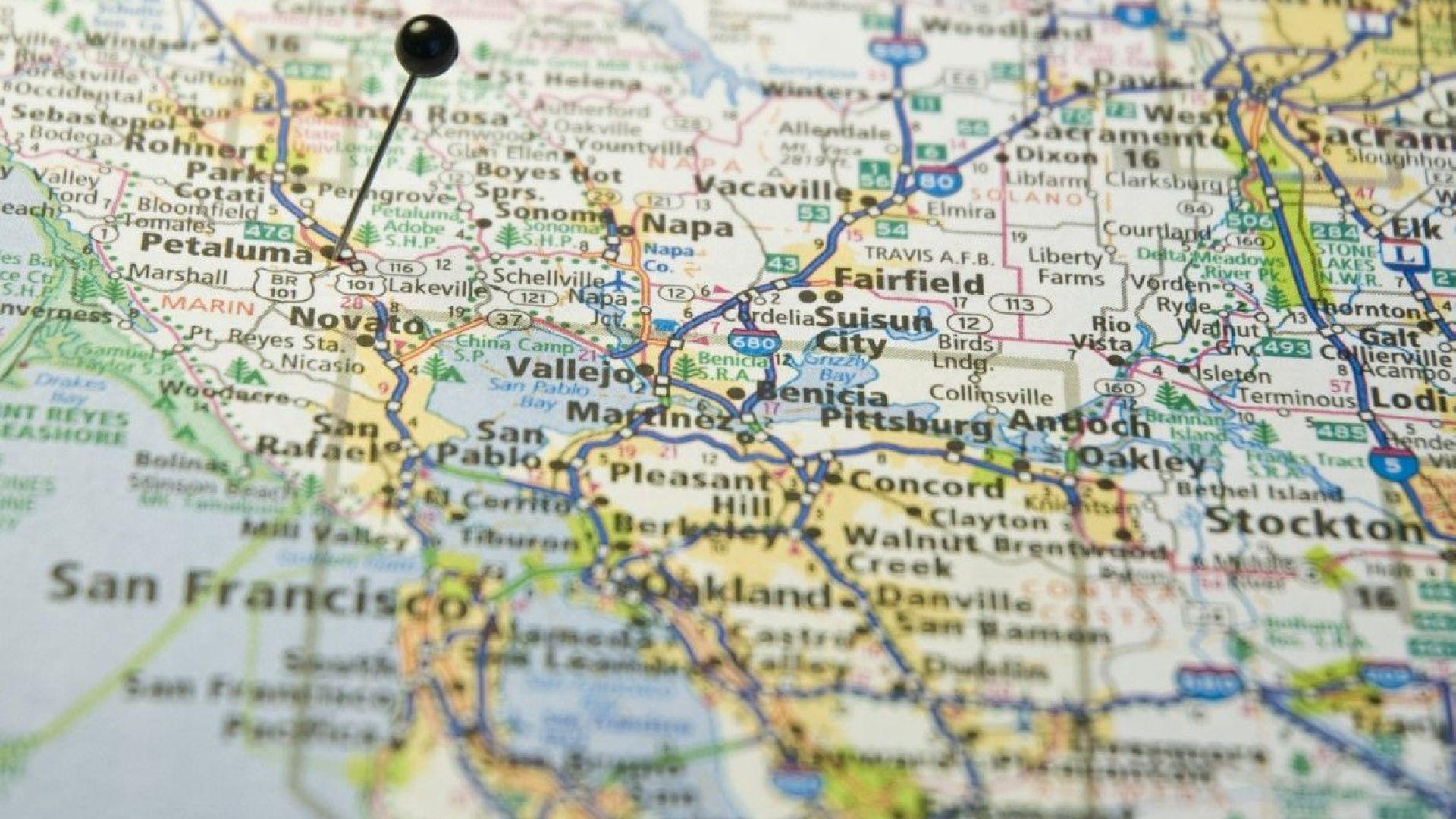Петалума първи в САЩ забрани да се строят нови бензиностанции