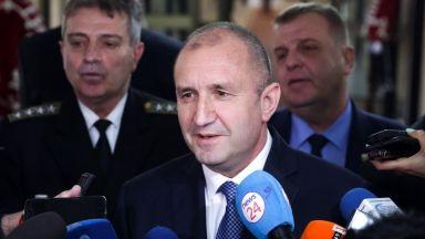Радев за Шипка: Не съм опонент на правителството, а обективен коректив