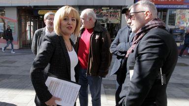 Мая Манолова: Следващата стъпка ще бъде много по-трудна - изстъргването на ГЕРБ от властта
