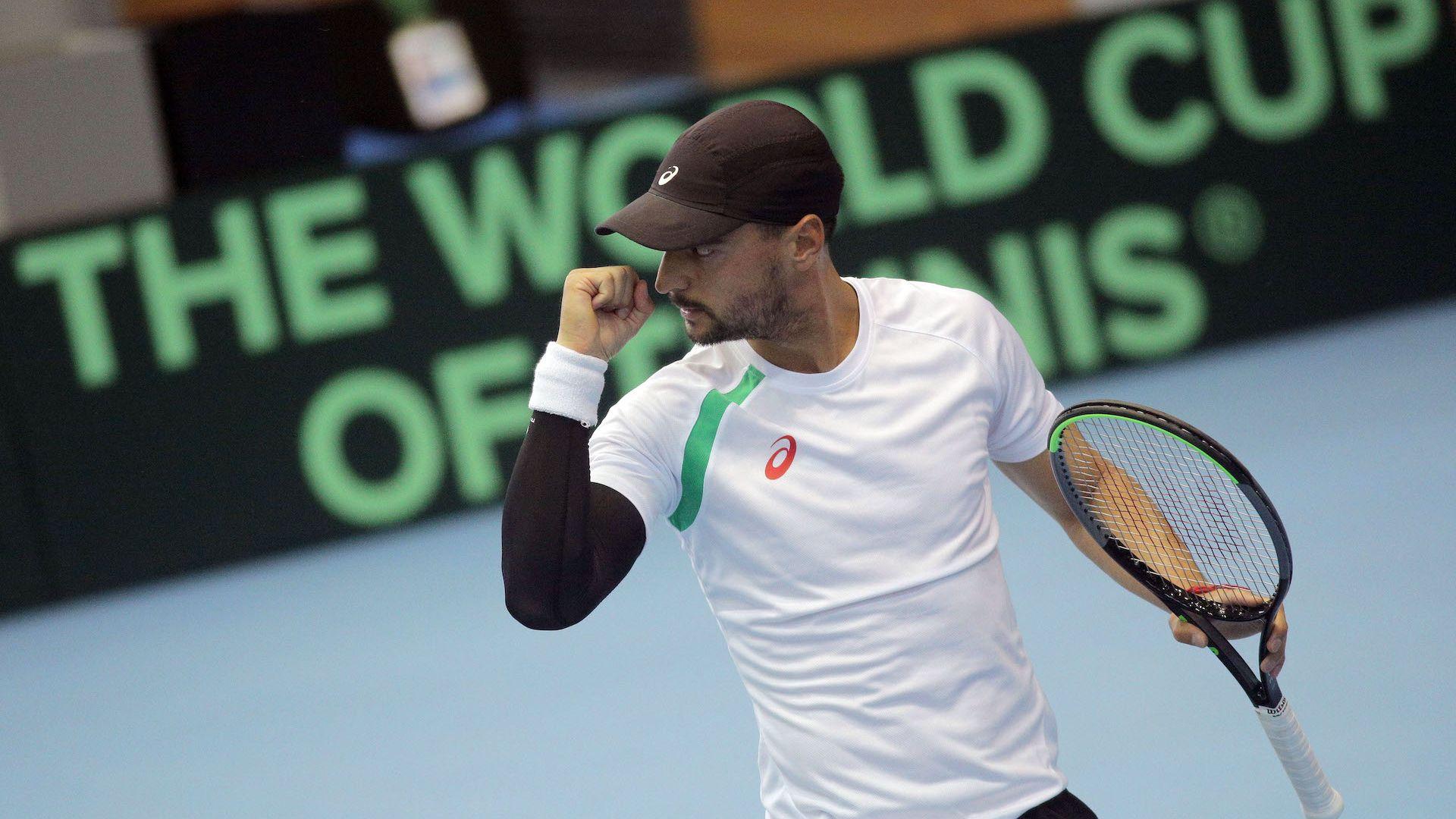 Мико Кузманов достигна до полуфиналите в Хърватия