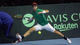 Адриан Андреев допусна обрат и Мексико изравни на България