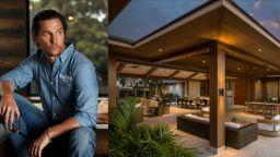 Вижте прекрасната хавайска вила на Матю Макконъхи за $7,85 млн.