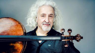 Легендарният Миша Майски гостува на Софийска филхармония на 10 март