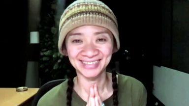 """Клои Чжао, отличена със """"Златен глобус"""", предизвика недоволство в Китай"""