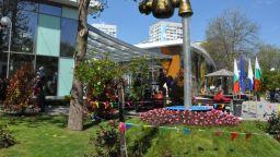 В началото на май Бургас отново ще е столицата на цветята