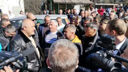 Борисов: И Радев е в предизборна кампания, след като обяви, че е кандидат за президент