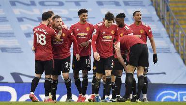 Отложиха контрола на Юнайтед заради голям брой заразени в клуба