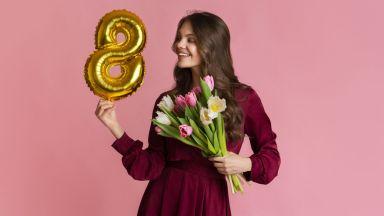 Честит 8 март: Интересни факти за жените