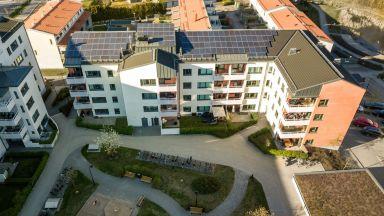 Слънчеви панели на покрива: Живот 30 години, изплащане 7 г., безплатна енергия 23 г.