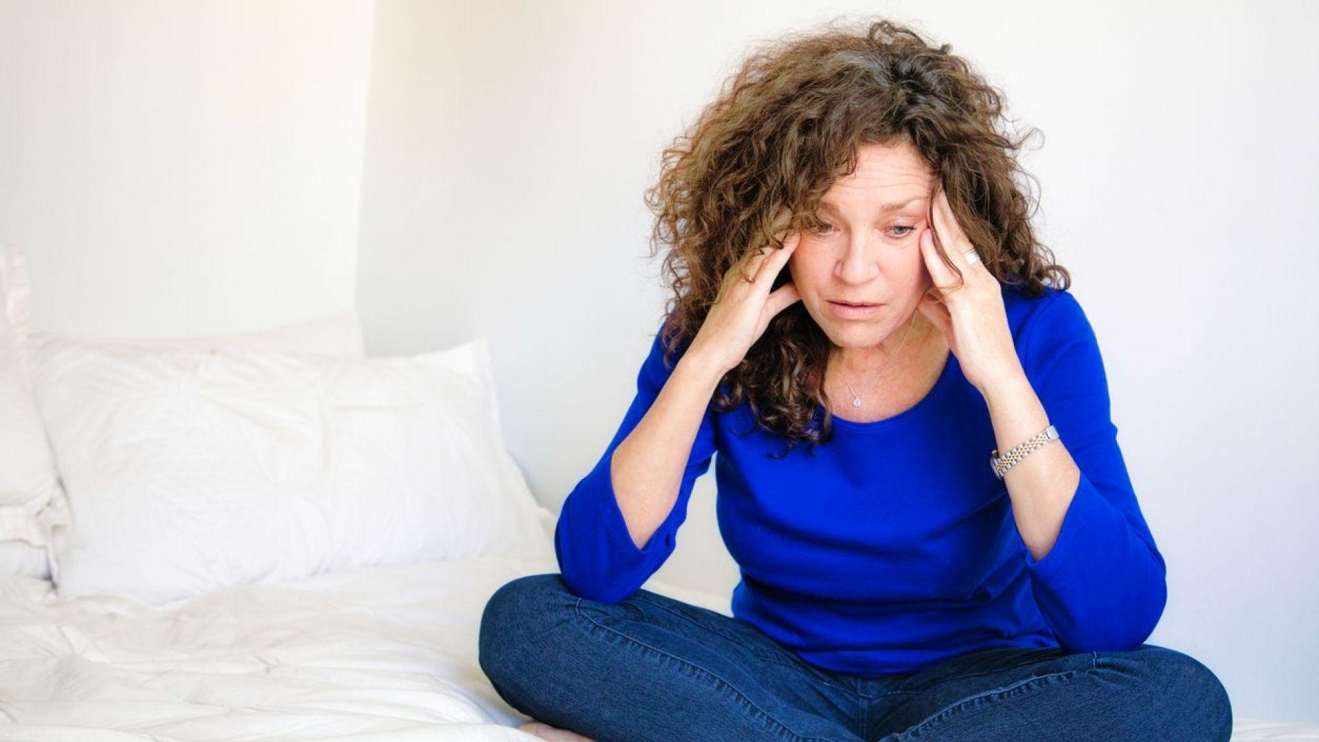Една трета от жените крият симптомите на менопауза на работното си място