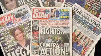 24 часа след интервюто на Хари и Меган: Ехото се носи между Великобритания и САЩ