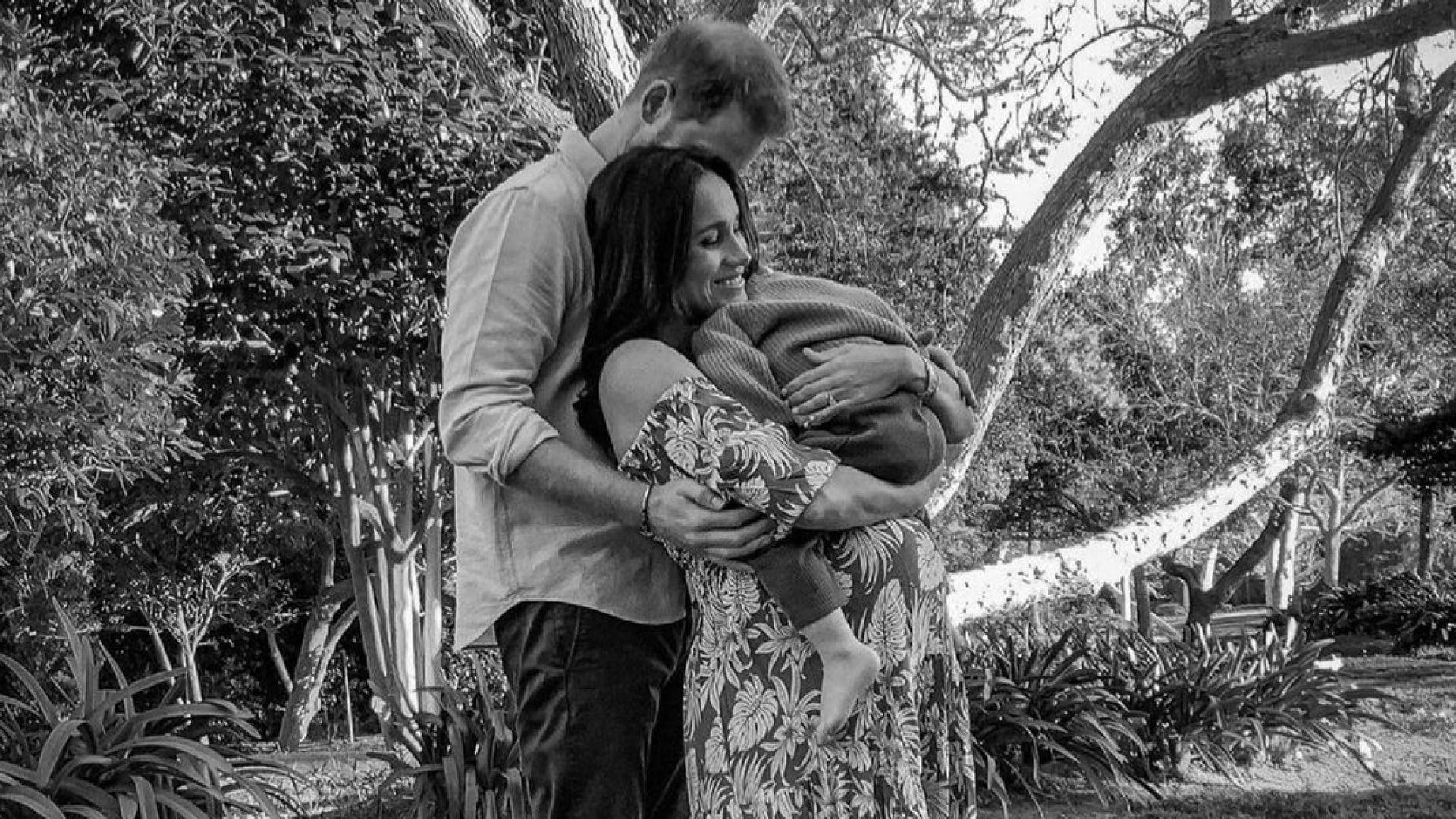 Меган Маркъл сподели снимки на принцеса Даяна по случай Международния ден на жената