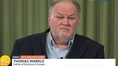 И бащата на Меган проговори за интервюто: Не мисля, че кралските особи са расисти