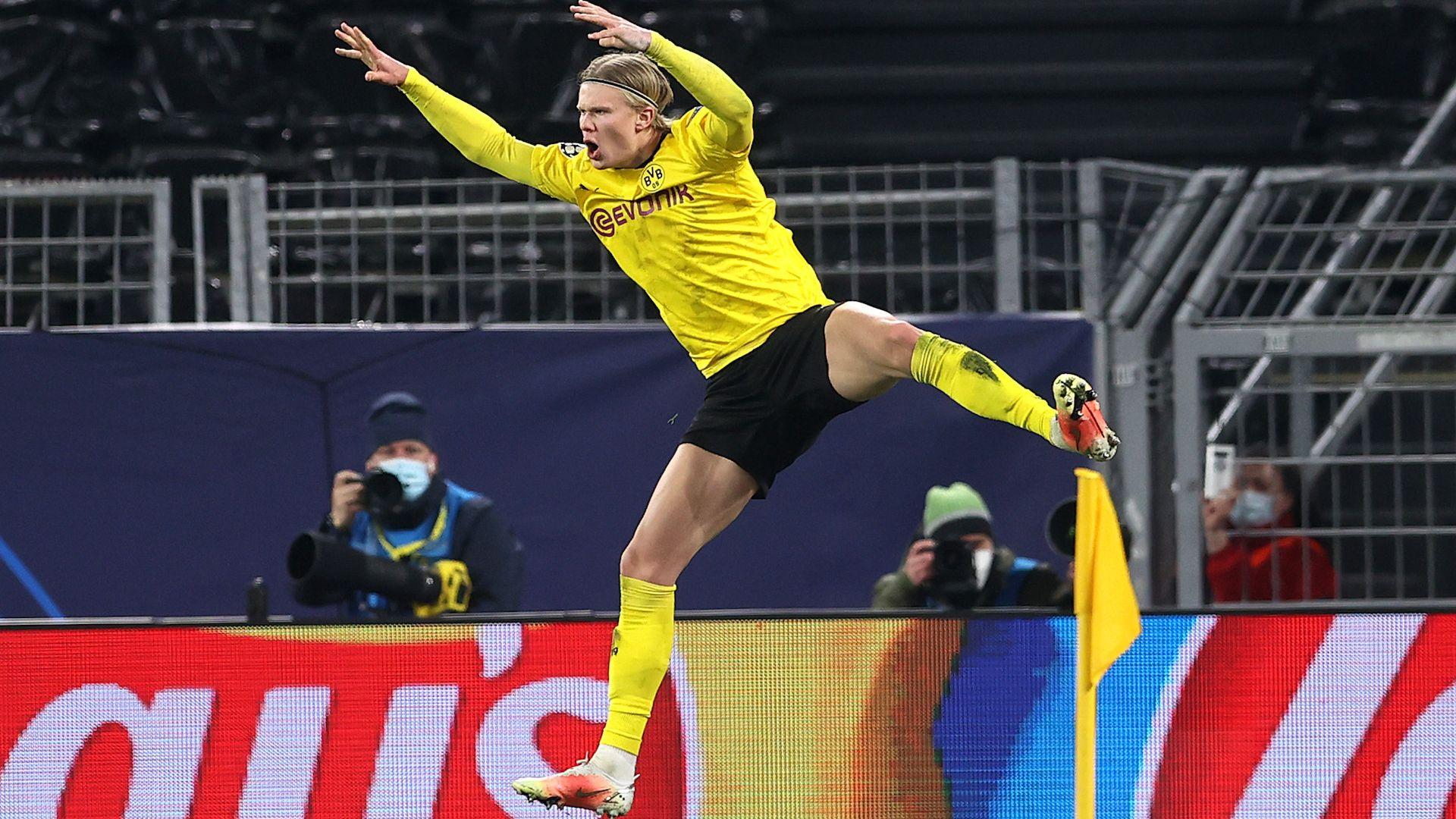 Холанд не може да бъде спрян, класира Борусия на четвъртфинал в Шампионската лига
