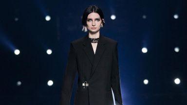 Дъщерята на Пол Уокър дебютира в модно дефиле
