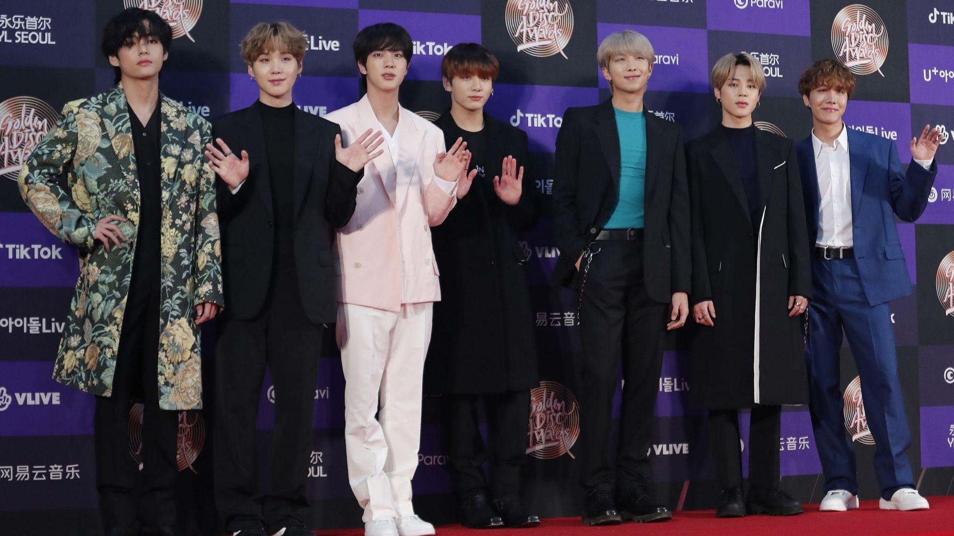BTS осъдиха расизма срещу азиатци