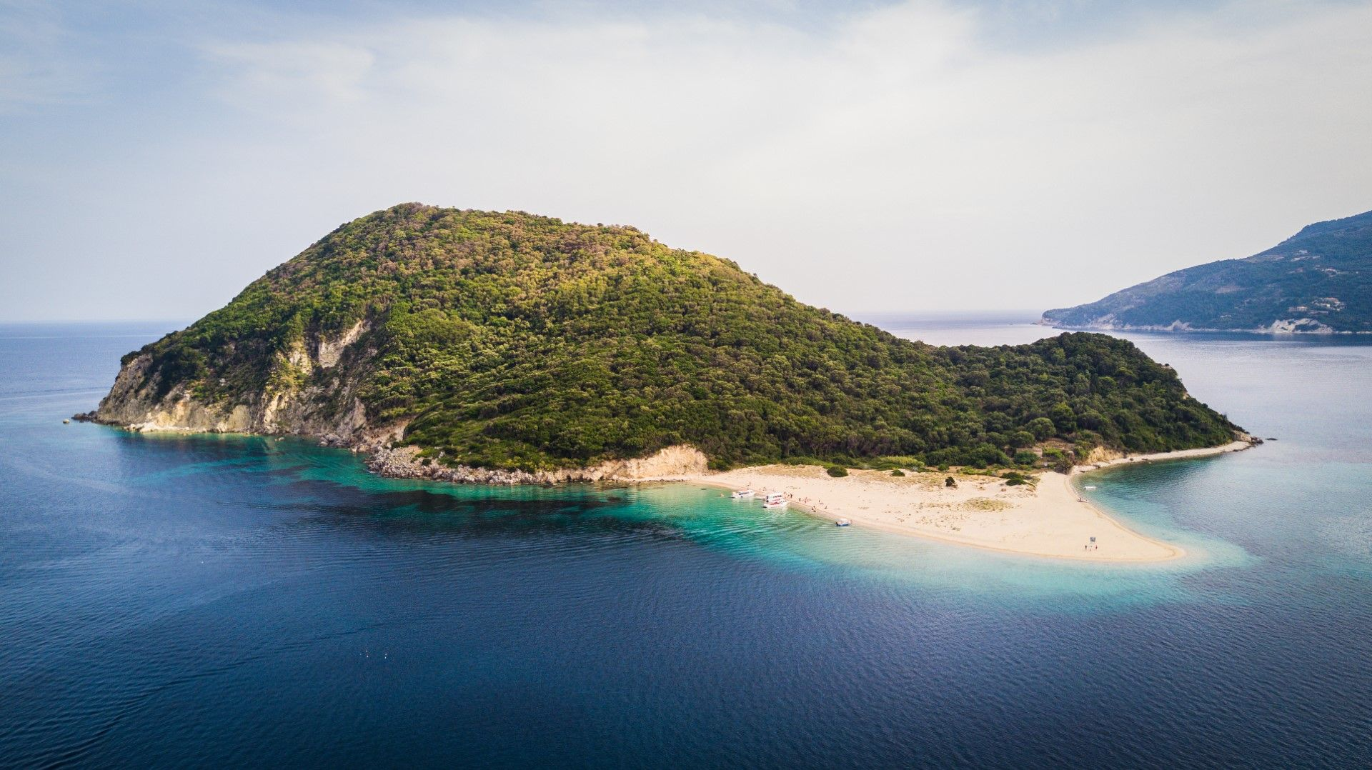 Островът на костенурките, Закинтос