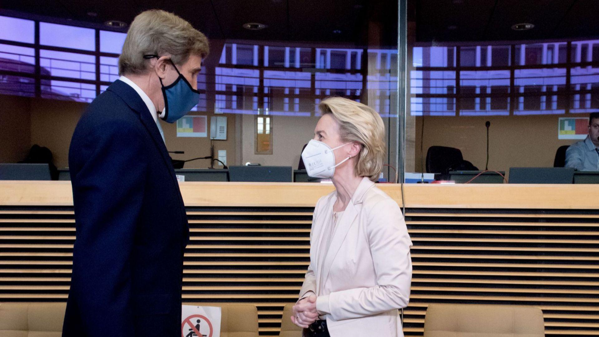 Климатична дипломация: ЕС отново има приятел в Белия дом