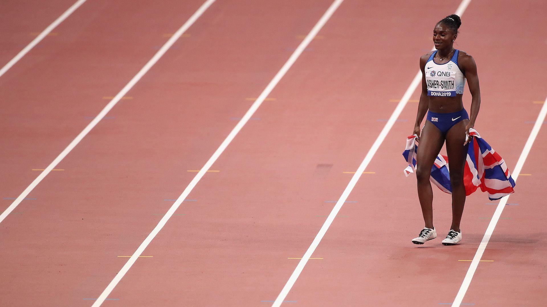 Най-бързата британка в историята иска равнопоставеност с мъжете
