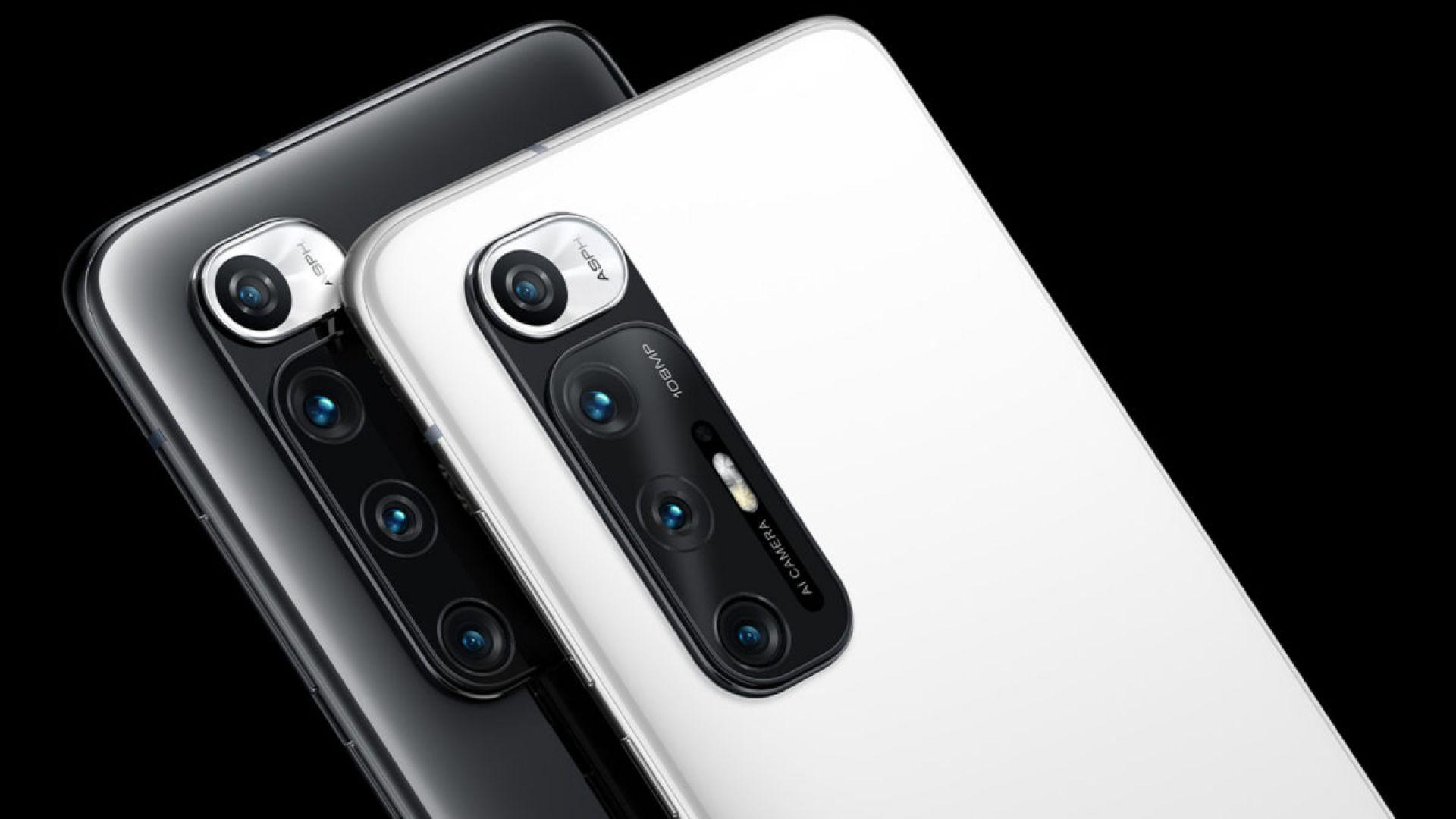 Xiaomi с нов телефон от гамата на  Mi 10