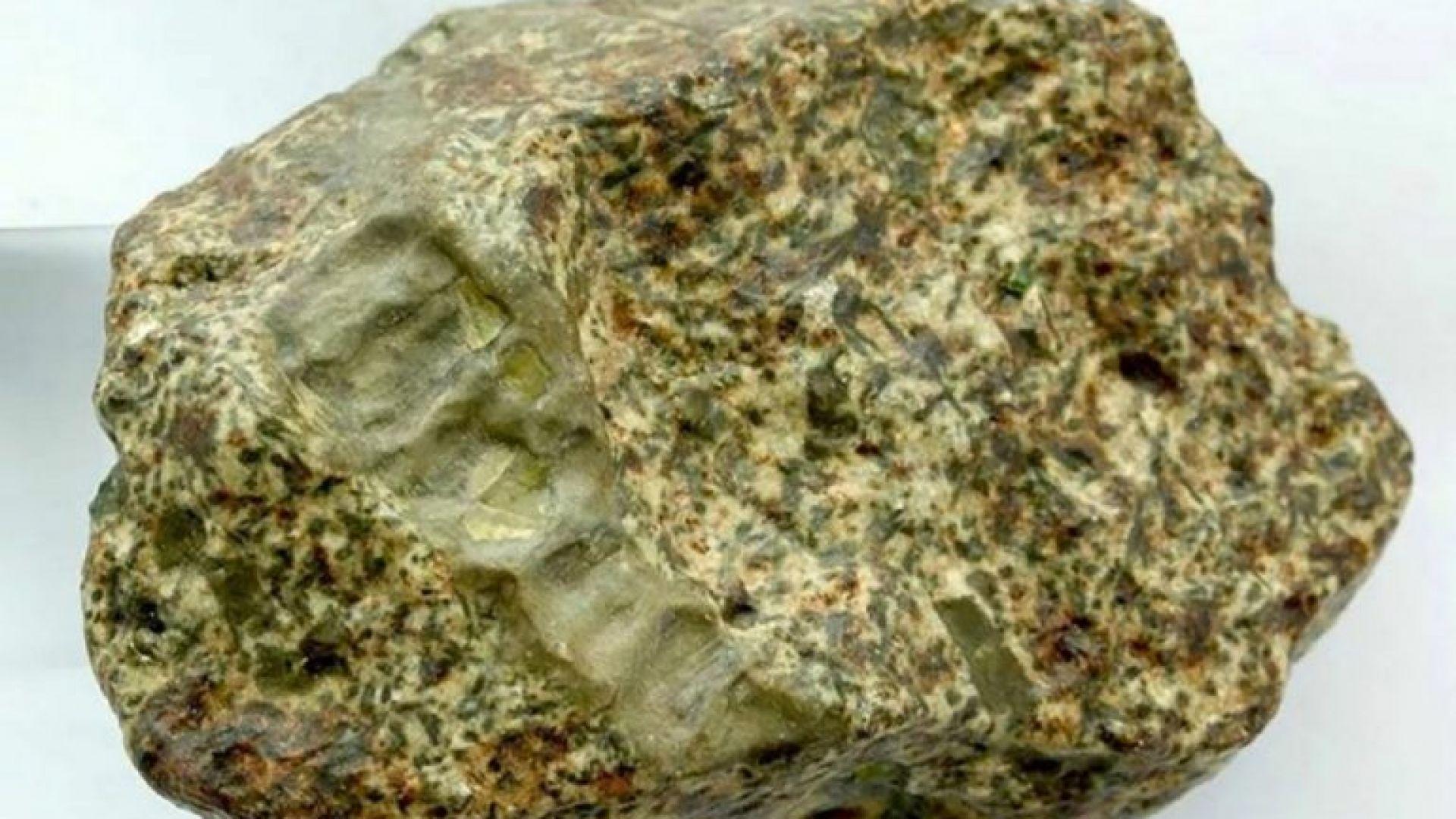 Учени смятат, че са открили парче от древна планета в Африка