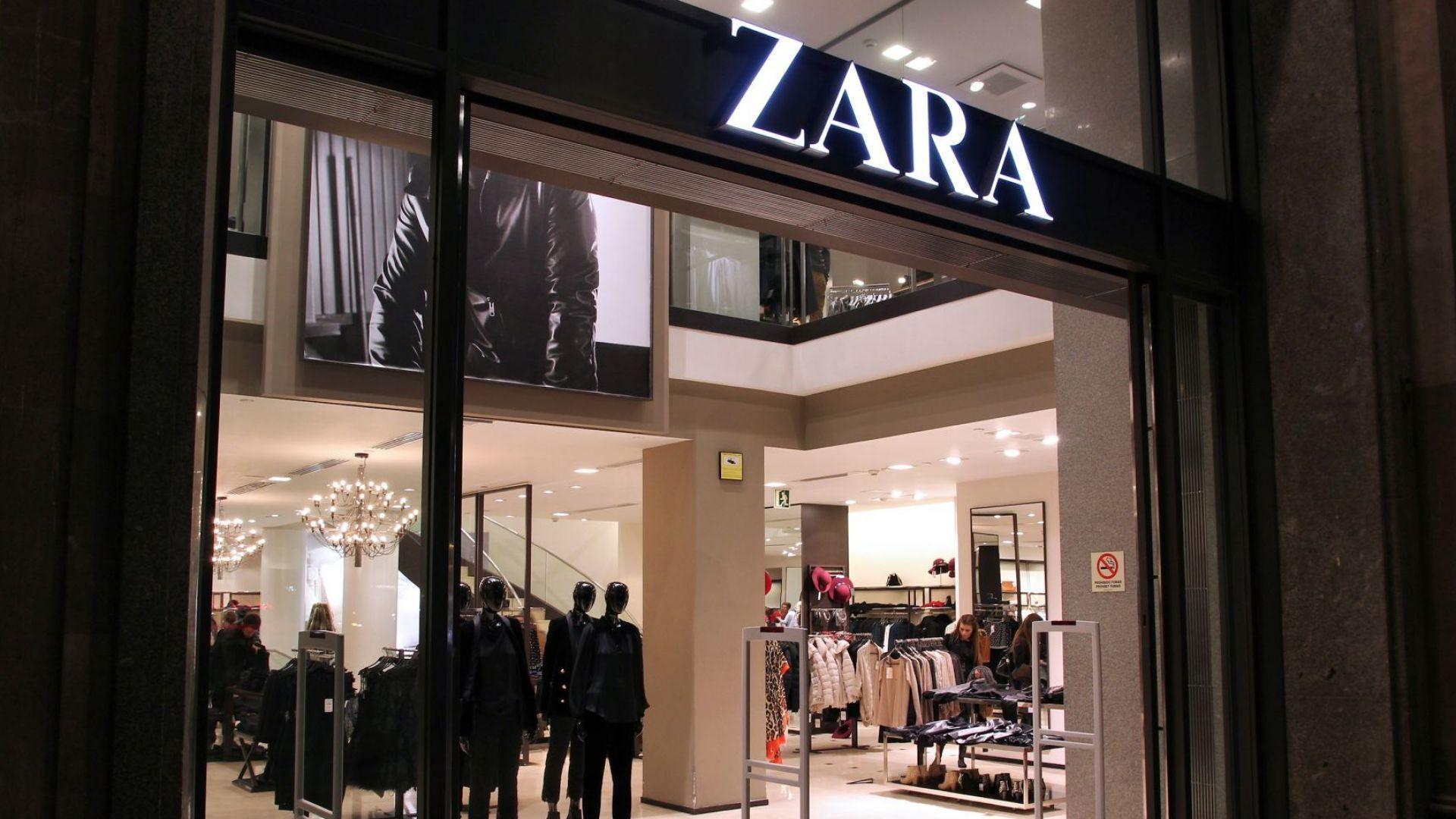 Собственикът на Zara изгуби 70% от печалбата си заради пандемията