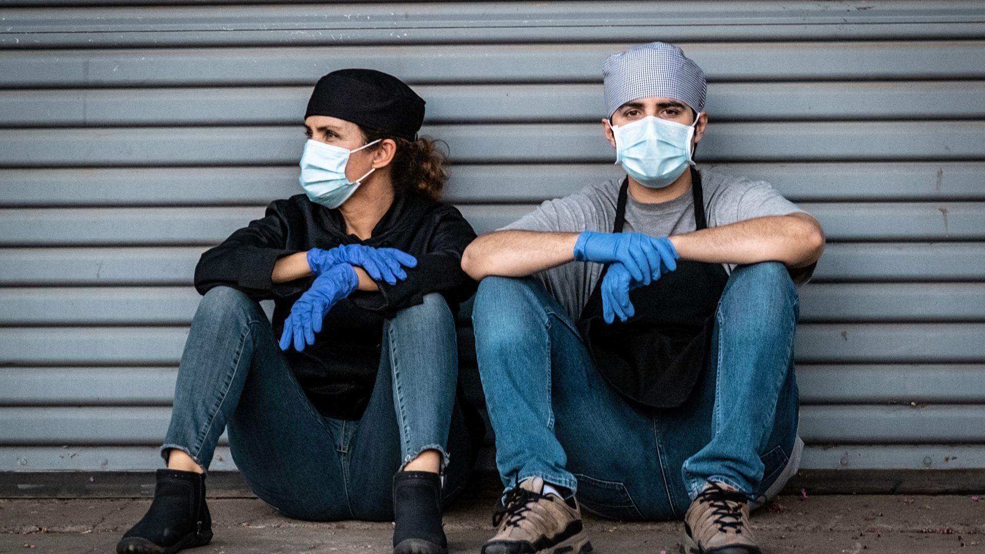 Помагаме на безработни заради COVID-19 от Северна Македония