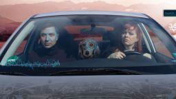 """Здрава Каменова и Александър Митрев с премиера на """"Машините са кучки"""""""