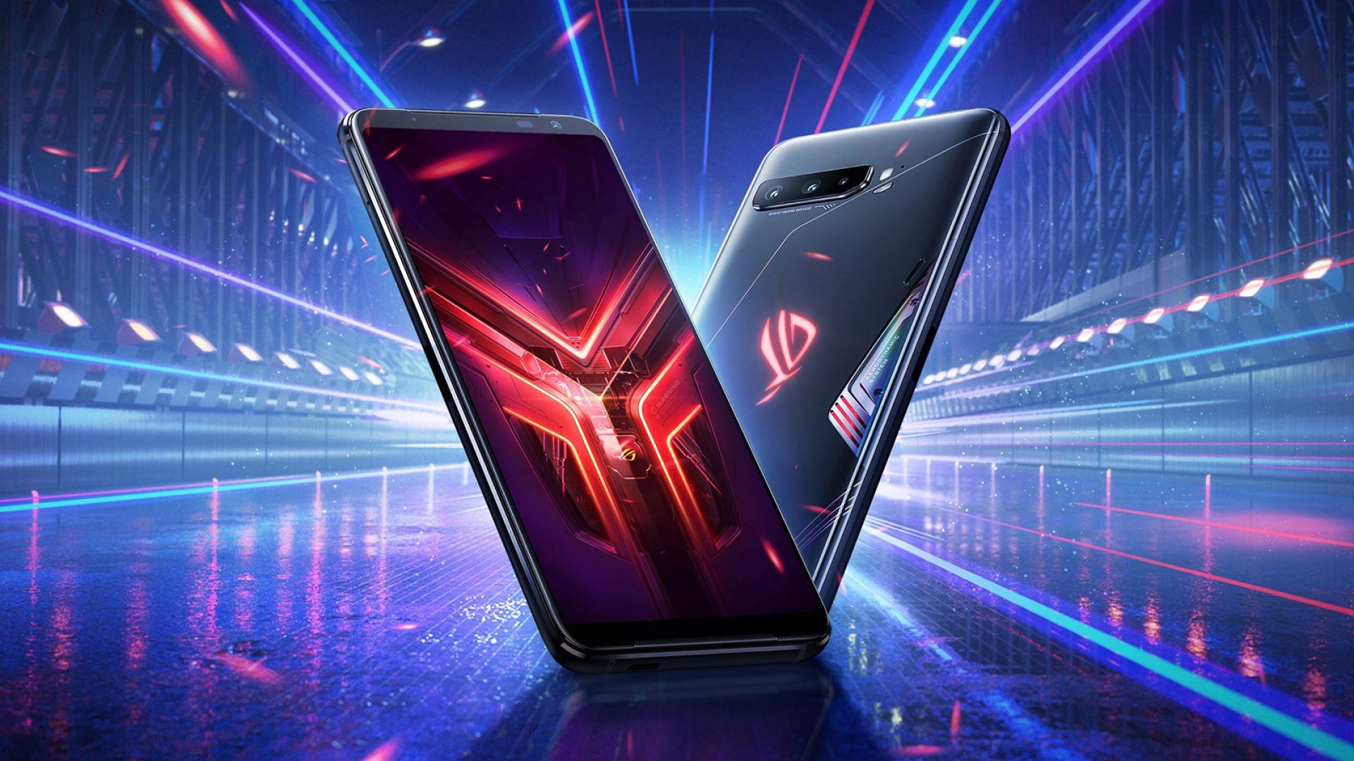 Asus представи новия си геймърски смартфон