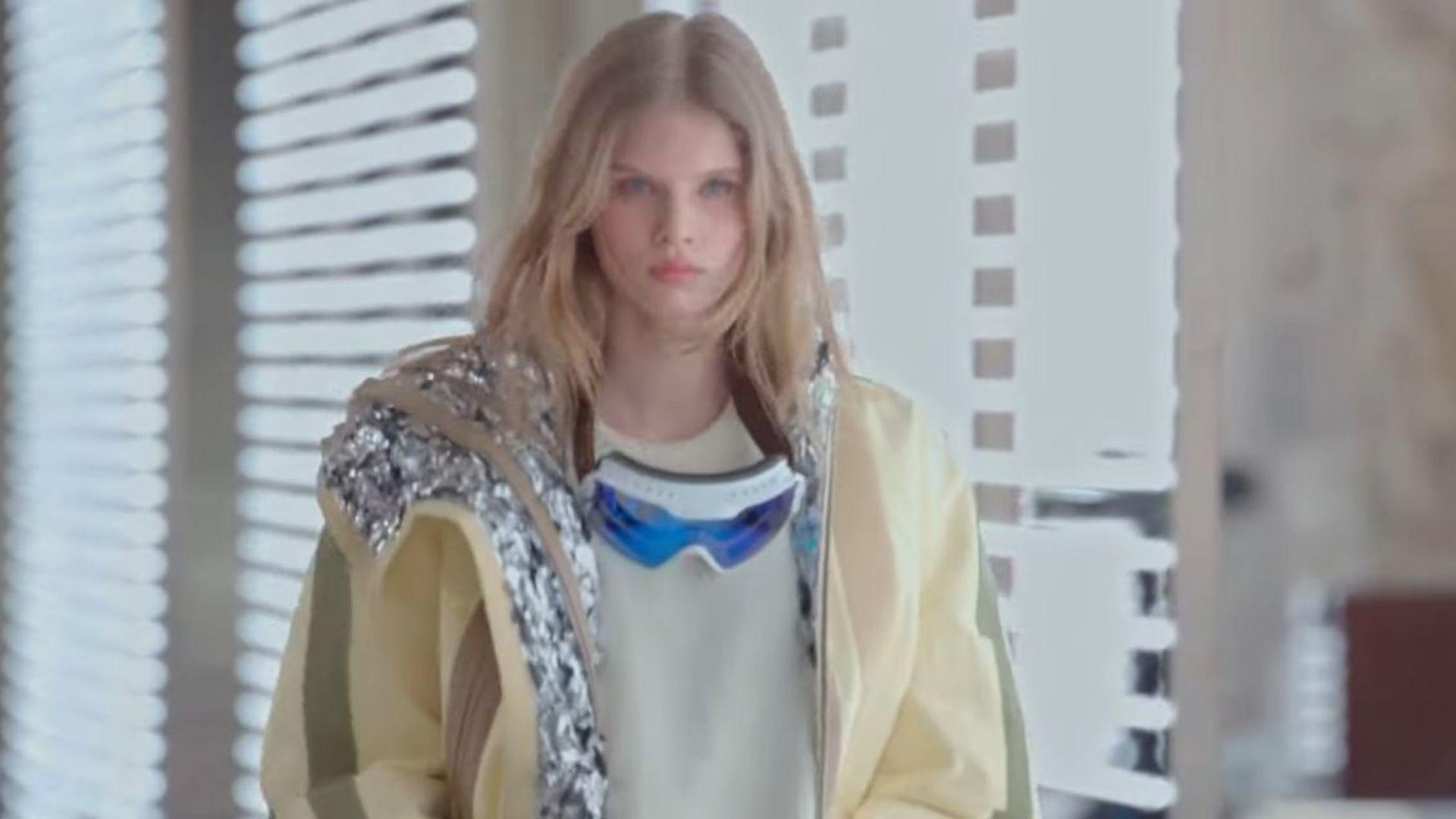 Louis Vuitton закри виртуалната седмица на модата в Париж (видео)