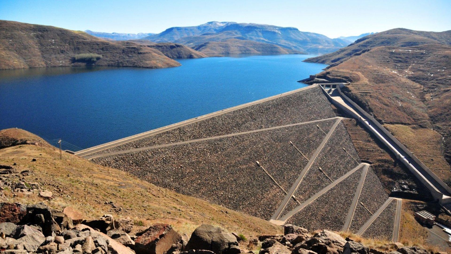 Водният проект на РЮА и Лесото за 2,5 млрд. евро ще бъде завършен през 2027-а