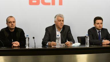 БСП и ГЕРБ влязоха в задочен спор за тайни договорки за летище София