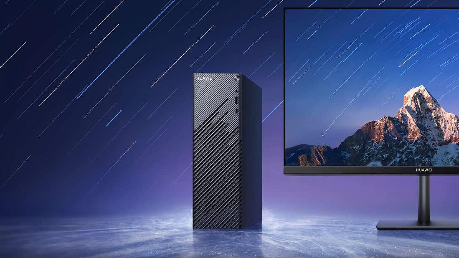 Huawei пуска първия си настолен РС на глобалния пазар