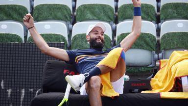 Беноа Пер се оплака от тениса: Безвкусна професия, турът стана скучен и нелеп