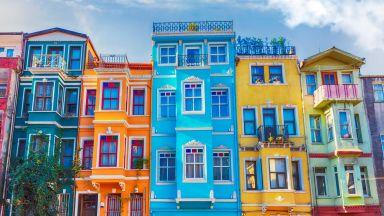 Най-цветните квартали на Истанбул (снимки)