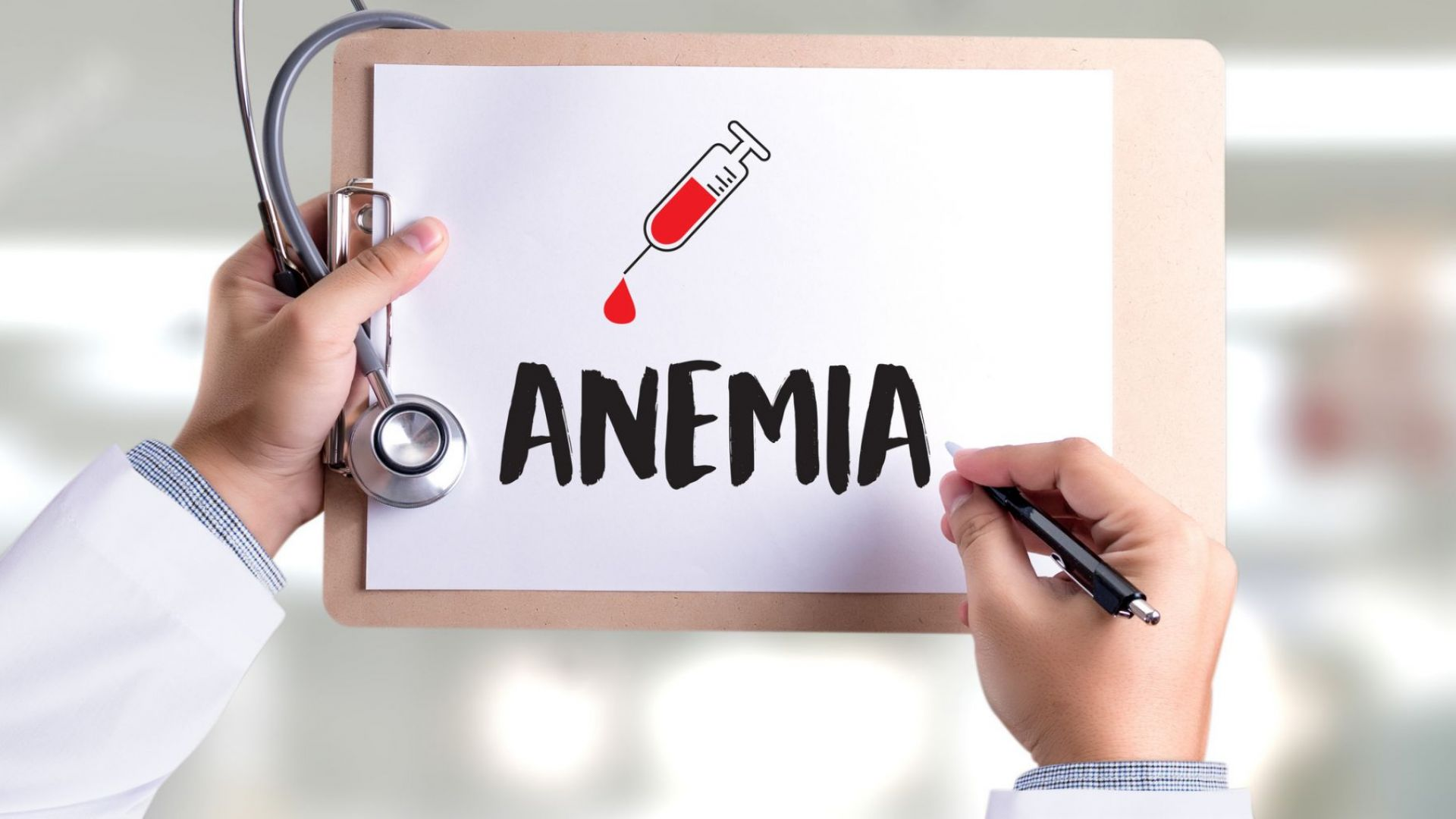 18% от здравите жени имат желязодефицитна анемия