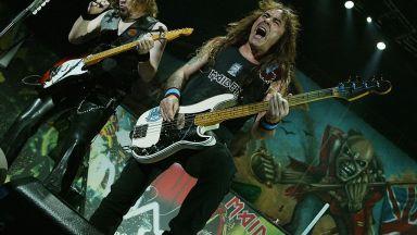 Стив Харис: Душата, силата и ненадминатият бас на Iron Maiden